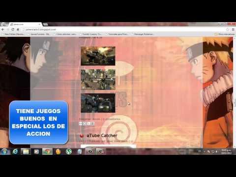 Pagina  Super Buena Para Que Descarguen Los Mejores Juegos video