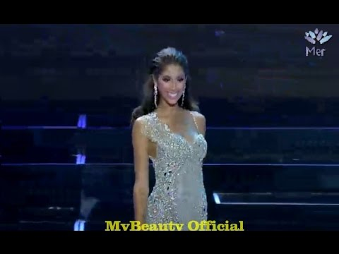 Miss Grand International 2015 Preliminary - DOMINICAN REPUBLIC Anea García