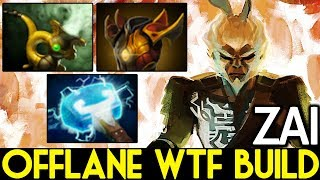 ZAI [Monkey King] Offlane WTF! Build Tanky 7.15 Dota 2
