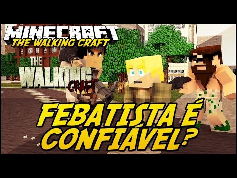 Minecraft: The Walking Craft - Batista ConfiÁvel?! #3 video