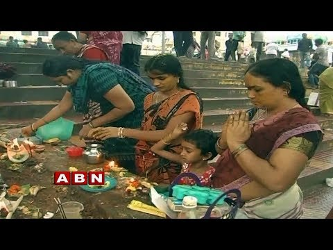 Karthika Masam Celebrations Begins Across AP | Decoration Of Temples | ABN Telugu