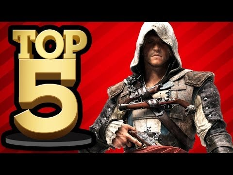 Top 5 Anti Heroes In Games video