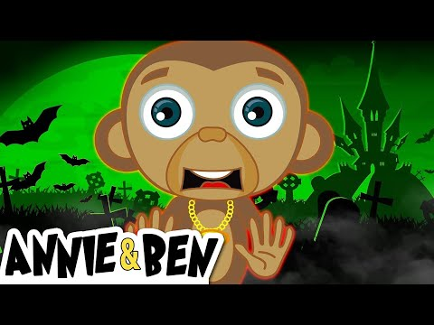 HAUNTED HOUSE in Transylvania | Scary Halloween Cartoons for Kids by The Adventures of Annie and Ben