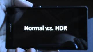 Sony Xperia Z Hands-On [HD]