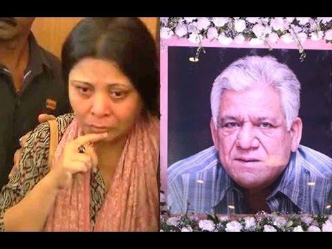 Om Puri की Wife Nandita Puri ने किया खुलासा, क्या हुआ था Death वाले दिन
