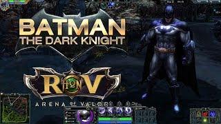 "[HoN] : จะเป็นยังไงถ้า ""BATMAN (แบทแมน)"" ของ ROV มาอยู่ในเกมส์ HoN"