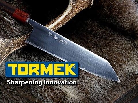 WorkSharp Killer #3 - Tormek T-8 Knife Sharpener - FULL REVIEW