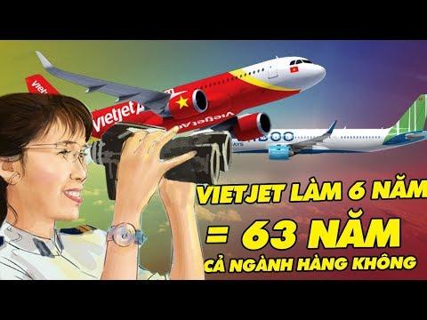 Bamboo Airway Ra Mắt, Nữ Tỷ Phú CEO Vietjet Nói Gì?