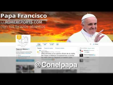 How to follow the Pope's trip to Mexico
