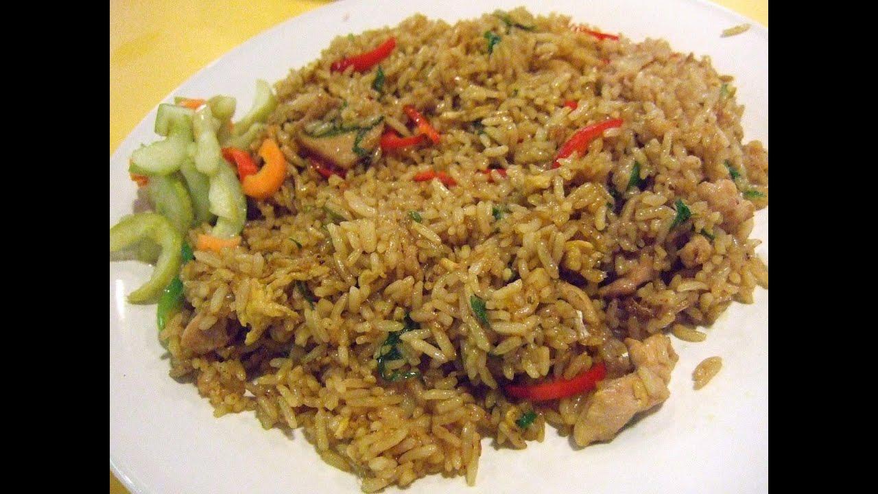 nih caranya masakan mantap.. Resep Cara Membuat Nasi Goreng Jawa...