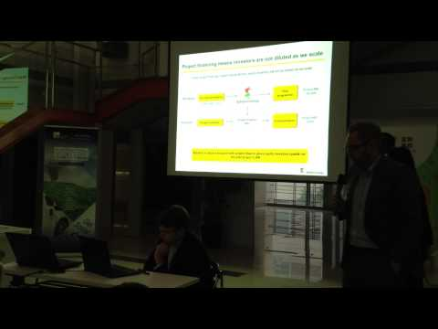 Aphelion Energy Final Pitch on IE Venture Day, Shanghai, 2013