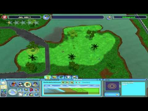 Lets Play / Try Zoo Tycoon 2 Marine Mania [1/5] - [Deutsch | HD]