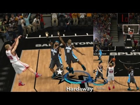 NBA 2K13 My Team - Steve Kerr Fading 3 Cheese