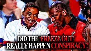 The TRUTH Behind Michael Jordan's 'Freeze Out Game' Conspiracy Story!