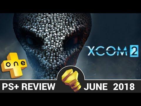 XCOM 2 Review - PLUSone (PlayStation Plus June 2018)