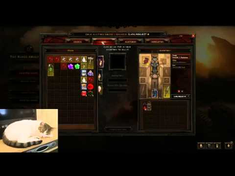 Godly 3 BIllion Gold Barbarian Build Diablo 3