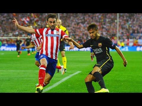 Barcelona vs Atletico Madrid. 2-1! All Goals! 30.01.2016