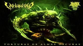 INHUMANO - Torturas De Almas Oscuras (2014) {Full-Album}