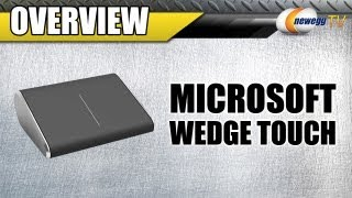 Newegg TV_ Microsoft PL2 Wedge Mobile Touch Scroll Bluetooth Wireless BlueTrack Mouse Overview