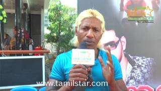 Stunt Master Thavasi Raj At Agalya Movie Launch