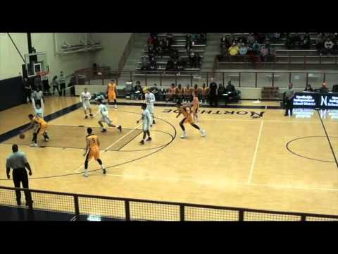 Teesean Patterson - Senior Season Highlights