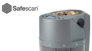Safescan 1450 Coin Counter & Sorter