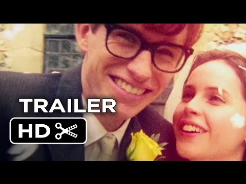 The Theory of Everything TRAILER 1 (2014) - Eddie Redmayne, Felicity Jones Movie HD