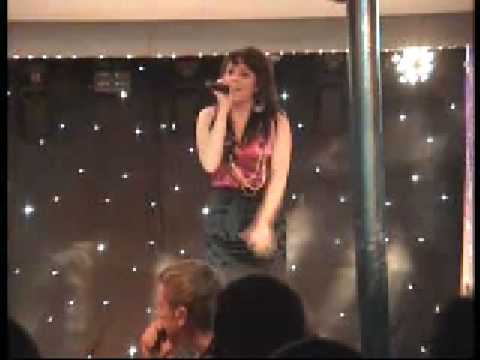 Danii Hobson @ Viking Hotel Coast Idol Heat Feb 08 (Left Outside Alone)