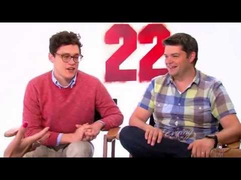 Chris Miller And Phil Lord Of 22 JUMP STREET And THE LEGO MOVIE