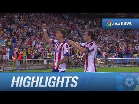 Highlights Atlético de Madrid (2-1) SD Eibar - HD