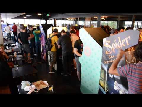 fantastic arcade 2104 day 1