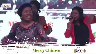 Hot Praises By Mercy Chinwo At The 9th Edition Of '1440 Feast Of Worship' By RCCG Goshen Church