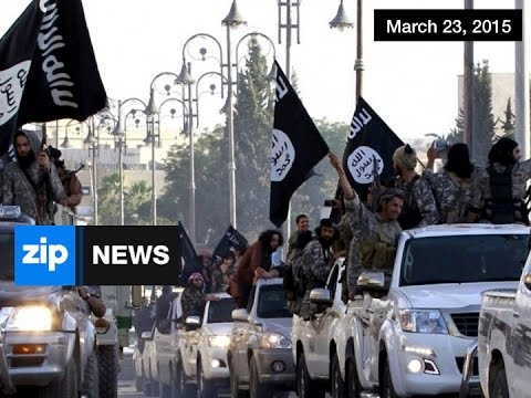 Isis Call On Sympathisers To Kill 100 US Military Personnel - Mar 23, 2015