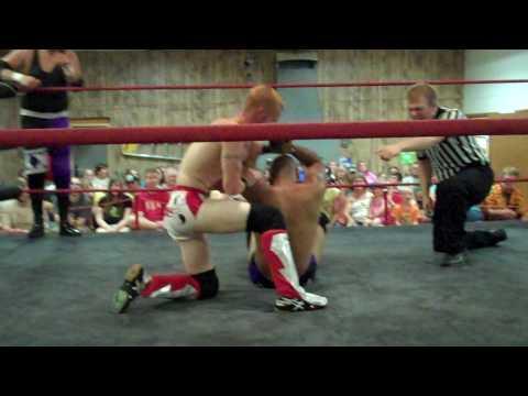 Kentucky Buffet vs. A.T. Brooks & Joey O'Riley (part 1)