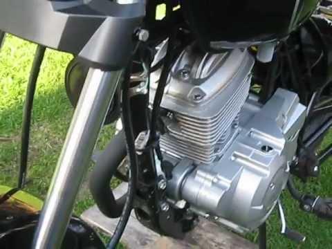 Romet Soft Chopper 125 prezentacja