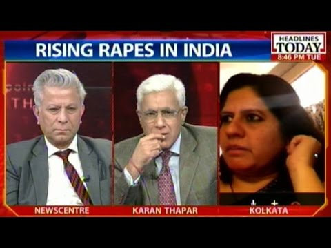 To The Point: Rising rapes in India