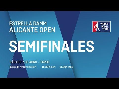 Semifinales - Tarde - Estrella Damm Alicante Open 2018 - World Padel Tour MP3