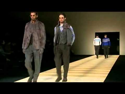 Giorgio Armani Menswear Fall 2012/13 Full Fashion Show