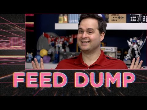 Feed Dump 250 - A Serge of Justice