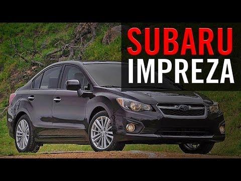 THE ESSENTIALS ROAD TEST - 2012 Subaru Impreza 2.0i Touring
