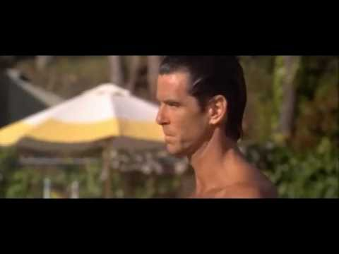 Slicked Back Hair Pierce Brosnan Youtube