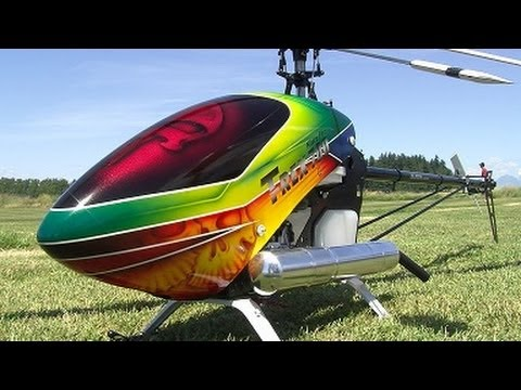 Trex 700 Nitro Helicopter Rc Helicopter