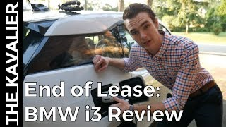 30k Miles with the BMW i3 - End of Lease Review
