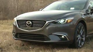 Mazda MAZDA6 2016 Review   TestDriveNow