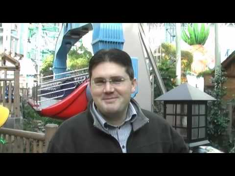 Chris Baker at the Sarah Palin Event in Mall of America Video