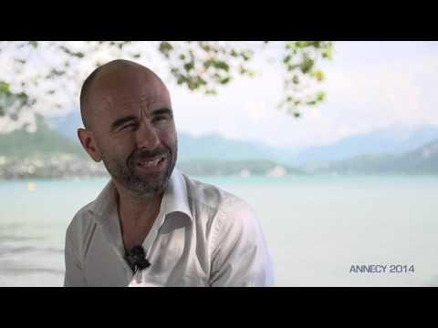 Annecy 2014 - Interview de Frédéric Monnereau - Studiocanal