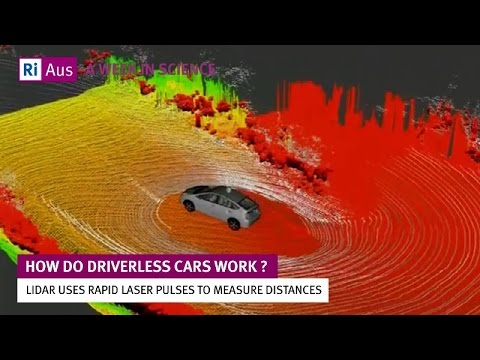 How do driverless cars work? - A Week in Science