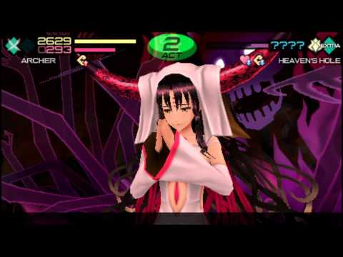 Fate Extra Ccc Archer vs