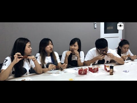 17 Livestreaming: Hot Spicy Challenge