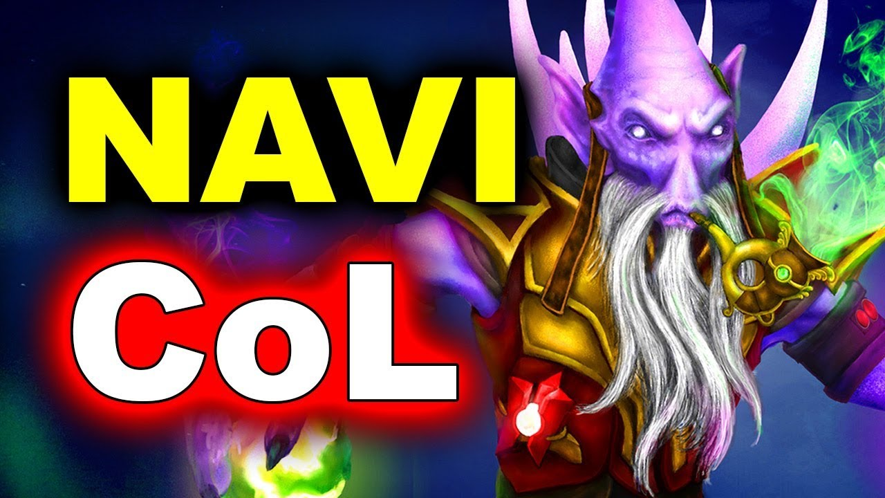 NAVI vs CompLexity - ESL ONE MUMBAI 2019 - Group A Losers' Match DOTA 2